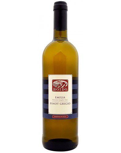 Vinho Branco Boido Pinot Grigio IGT Emilia