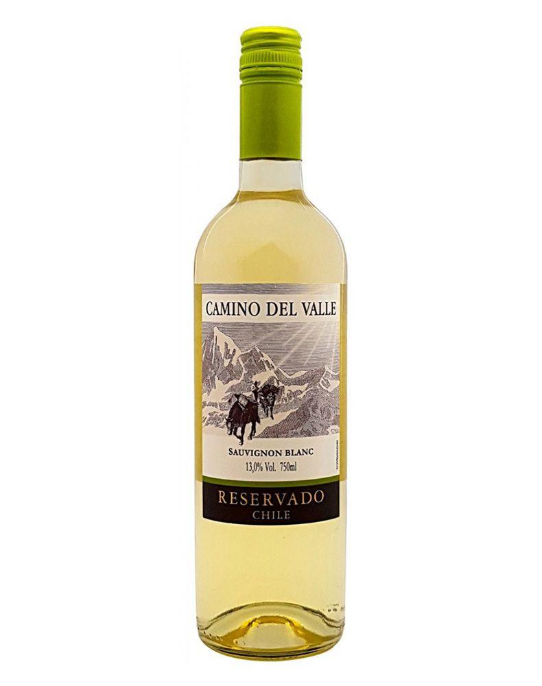 Vinho Branco Camino Del Valle Reservado Sauvignon Blanc