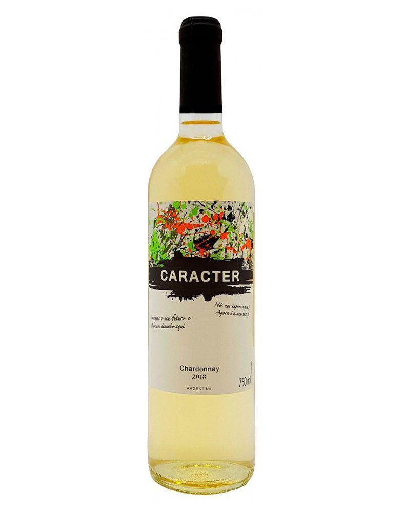 Vinho Branco Caracter Chardonnay