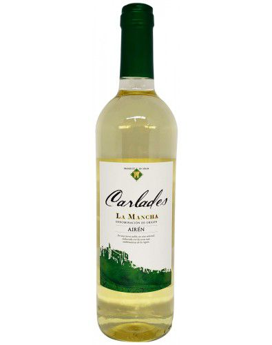 Vinho Branco Carlades Airén D.O. La Mancha