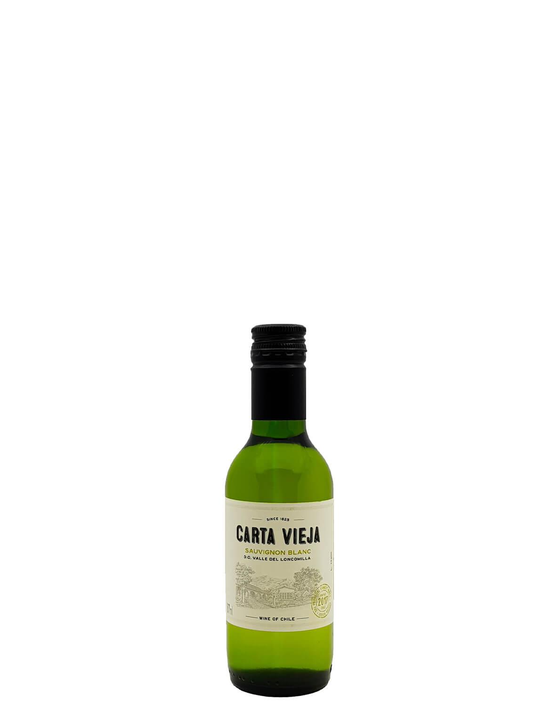 Vinho Branco Carta Vieja Sauvignon Blanc 2017