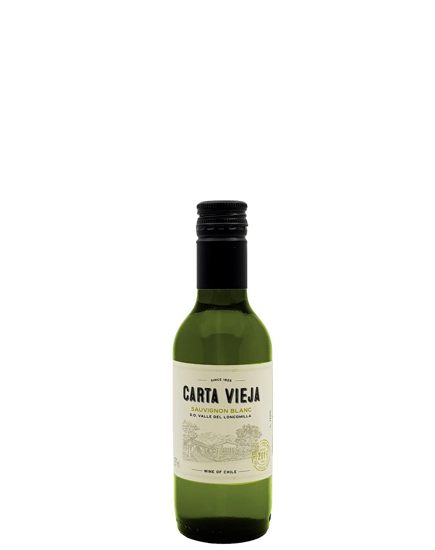 Vinho Branco Carta Vieja Sauvignon Blanc 2019