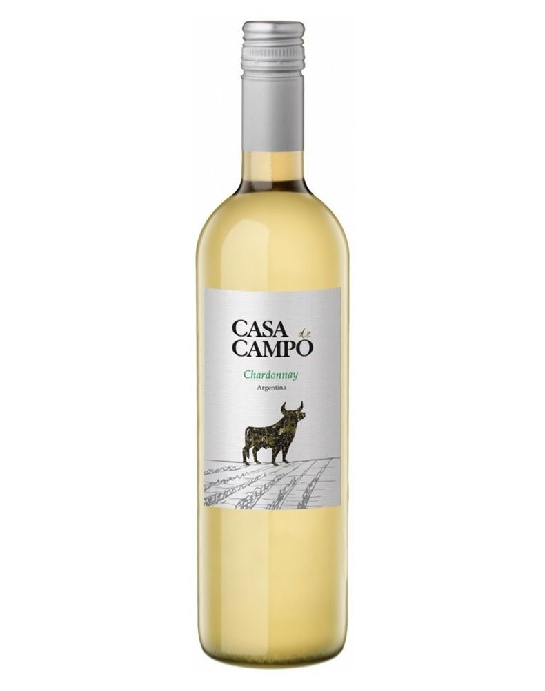Vinho Branco Casa de Campo Chardonnay 2016
