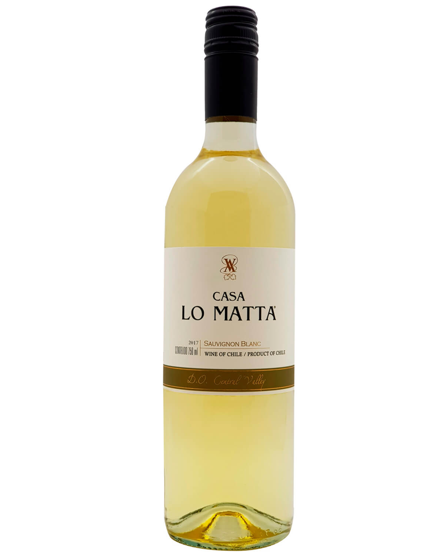 Vinho Branco Casa Lo Matta Sauvignon Blanc