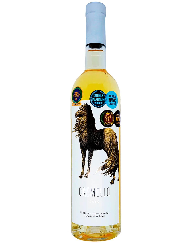 Vinho Branco Cavalli Cremello 2015