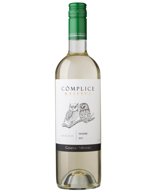 Vinho Branco Cómplice Reserva Viognier 2017