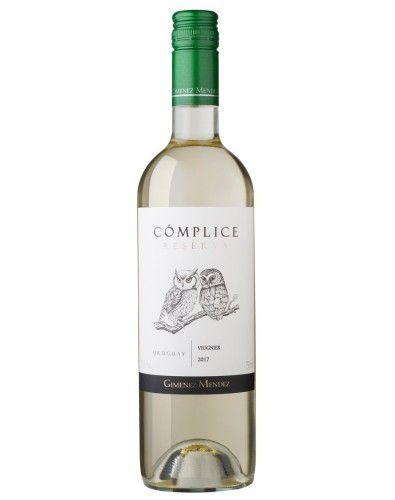 Vinho Branco Cómplice Reserva Viognier