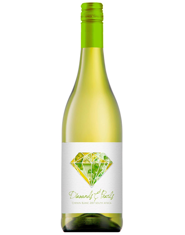 Vinho Branco Diamonds & Pearls Chenin Blanc 2017