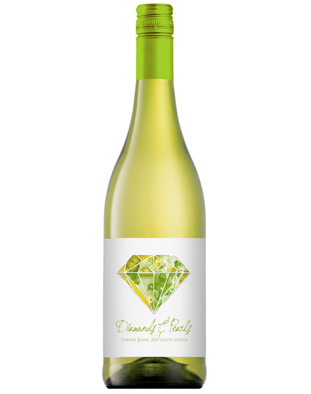 Vinho Branco Diamonds & Pearls Chenin Blanc