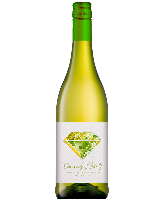 Vinho Branco Diamonds & Pearls Chenin Blanc/Roussanne 2020