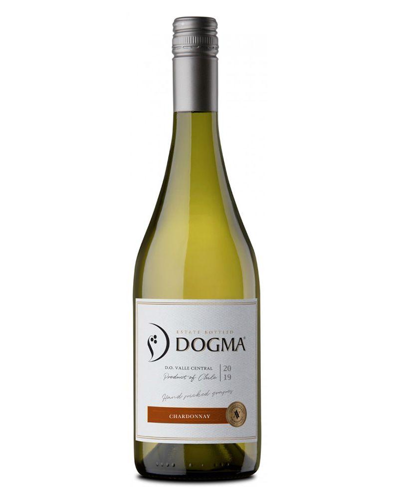 Vinho Branco Dogma Chardonnay D.O. Vale Central 2019
