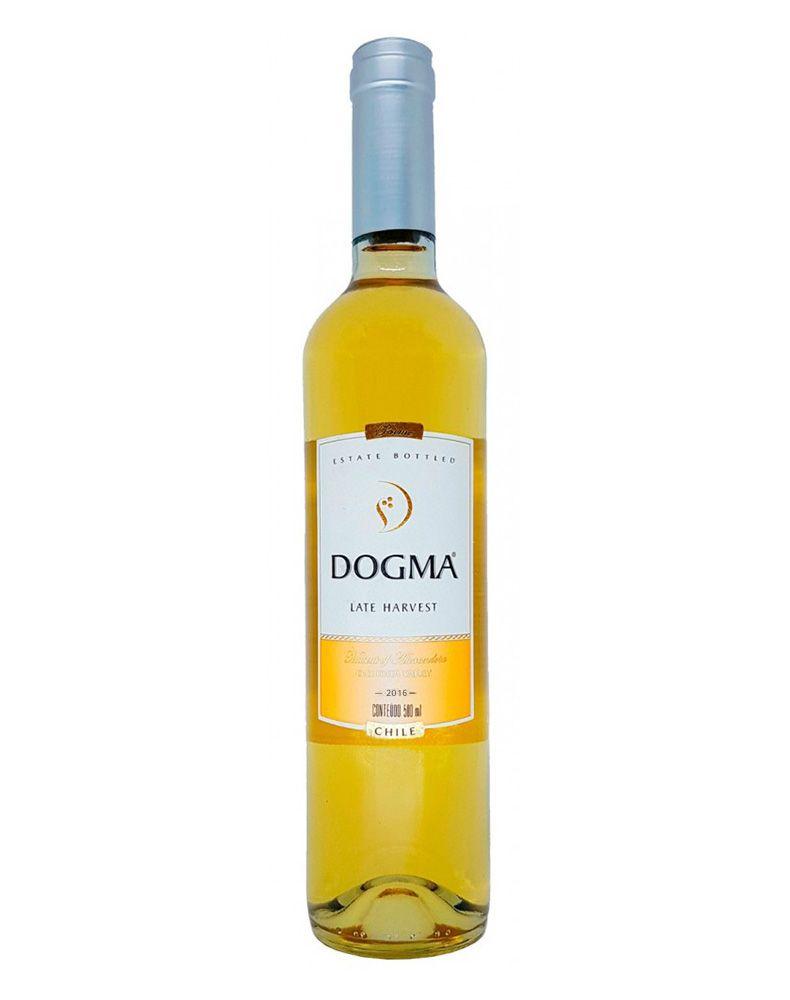 Vinho Branco Dogma Late Harvest D.O. Vale do Itata 2017