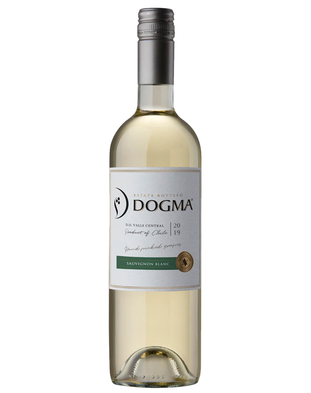 Vinho Branco Dogma Sauvignon Blanc D.O. Vale Central 2019