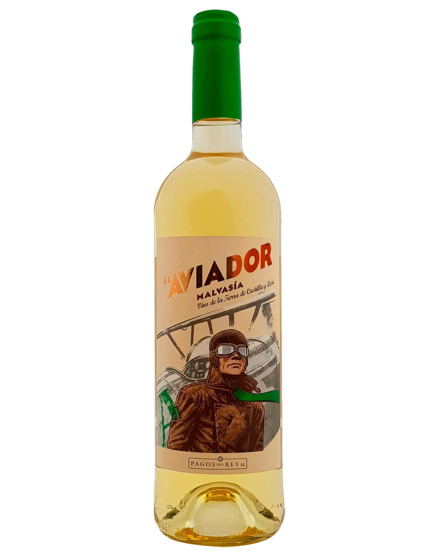 Vinho Branco El Aviador Malvasía 2019
