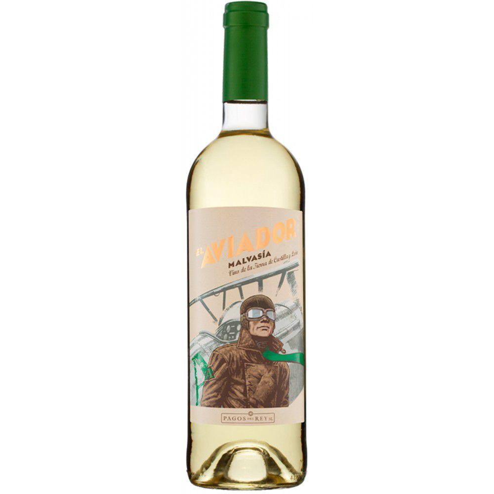 Vinho Branco El Aviador Malvasía 2016