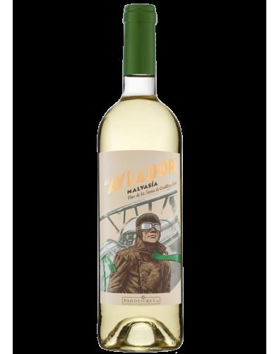 Vinho Branco El Aviador Malvasía