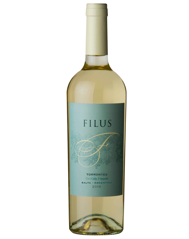 Vinho Branco Filus Torrontes 2015