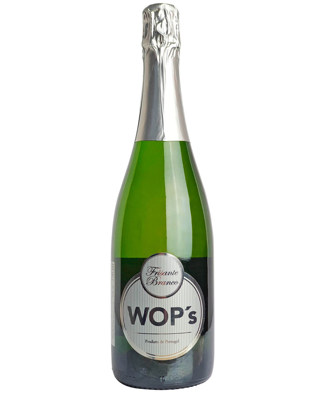 Vinho Branco Frisante Wop's I.G.P. Lisboa 2015