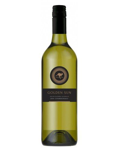 Vinho Branco Golden Sun Chardonnay
