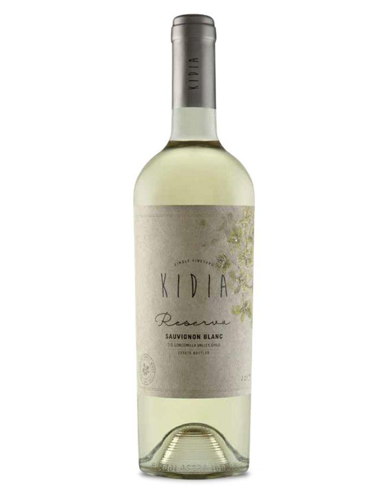 Vinho Branco Kidia Reserva Sauvignon Blanc D.O. Vale do Loncomilla 2018