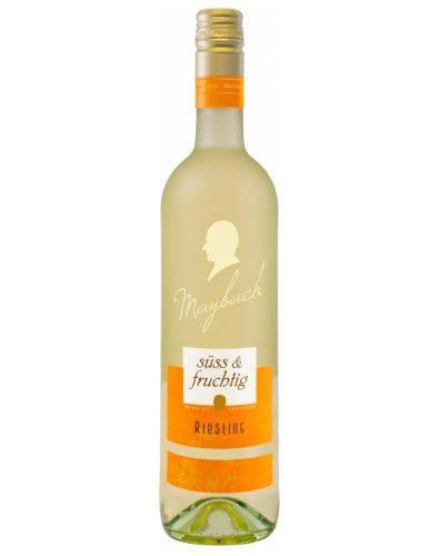Vinho Branco Maybach Riesling Süss and Fruchtig