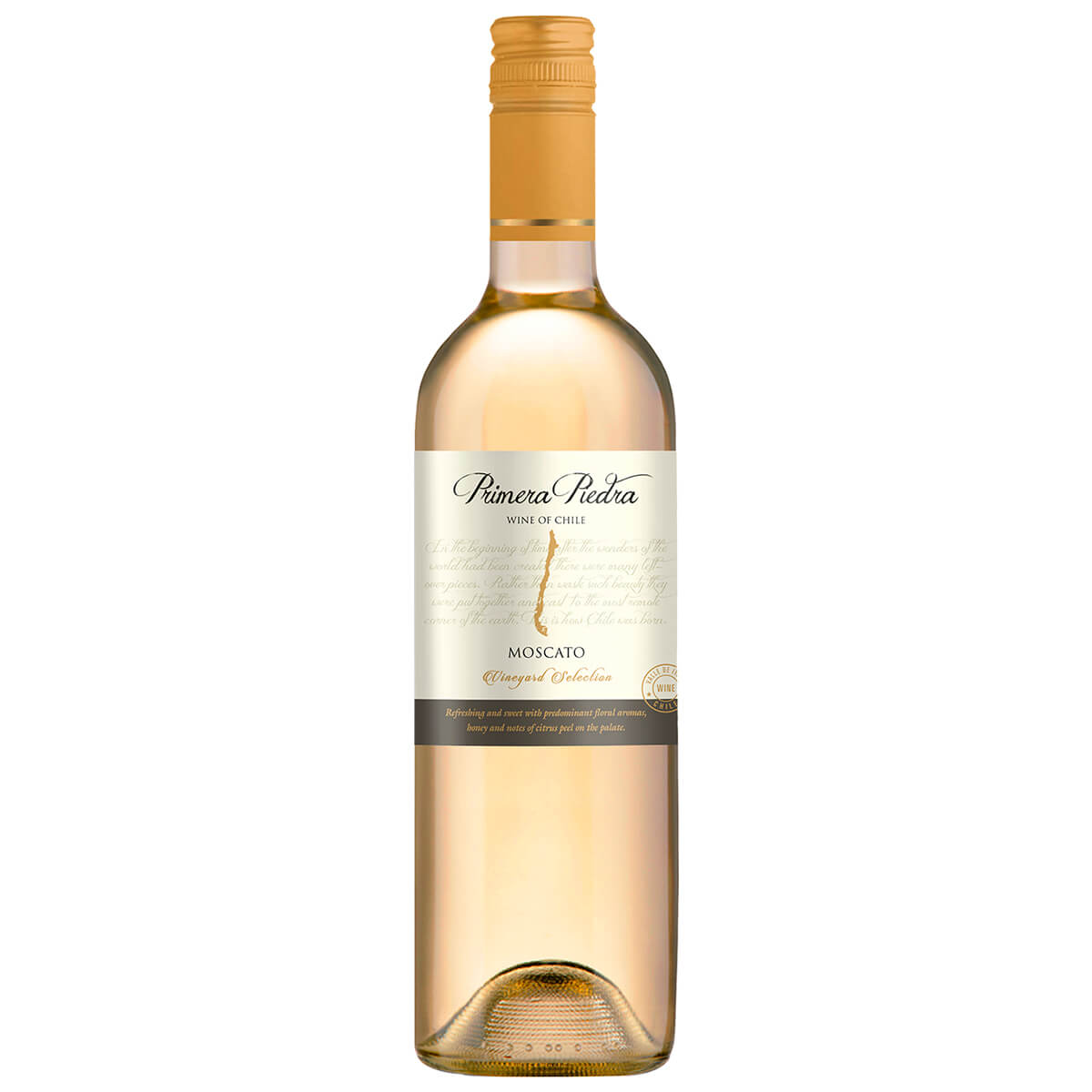 Vinho Branco Primera Piedra Moscato 2020