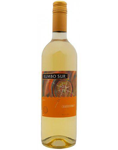 Vinho Branco Rumbo Sur Chardonnay 2017