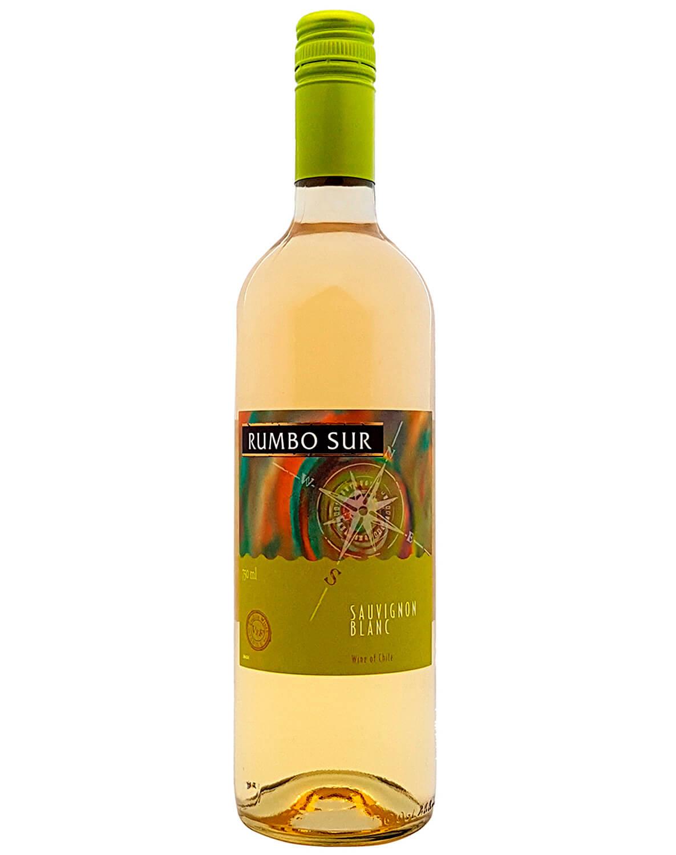 Vinho Branco Rumbo Sur Sauvignon Blanc 2018