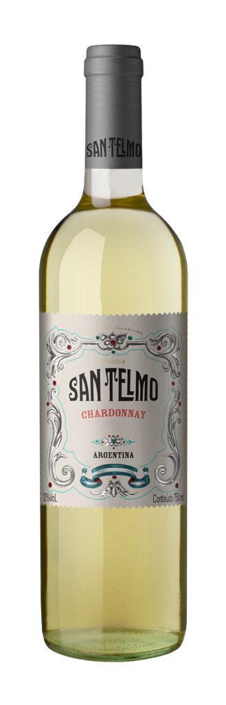 Vinho Branco San Telmo Chardonnay