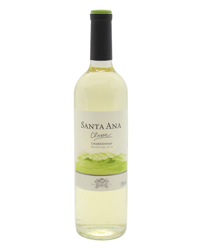 Vinho Branco Santa Ana Classic Chardonnay 2018