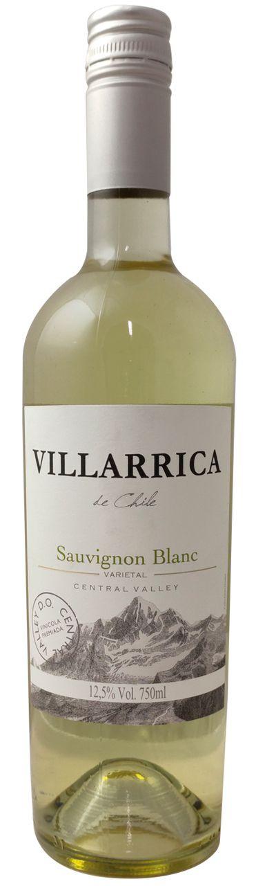 Vinho Branco Villarrica De Chile Sauvignon Blanc D.O. Vale Central 2019