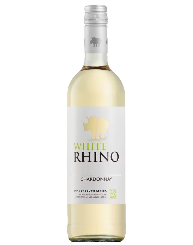 Vinho Branco White Rhino Chardonnay 2017