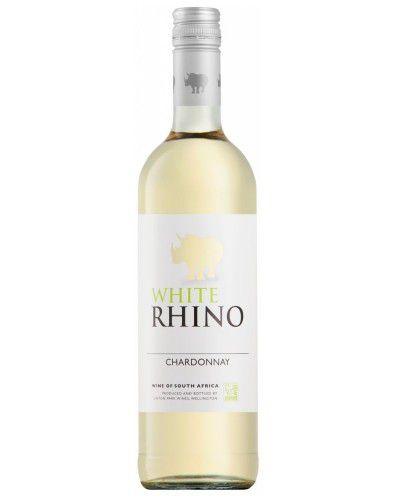 Vinho Branco White Rhino Chardonnay