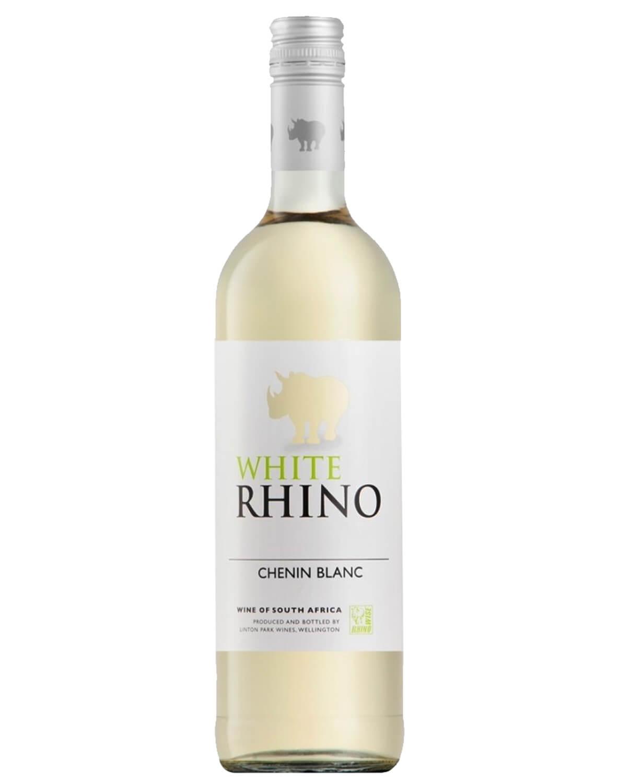 Vinho Branco White Rhino Chenin Blanc 2017