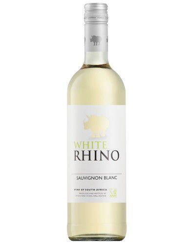 Vinho Branco White Rhino Sauvignon Blanc