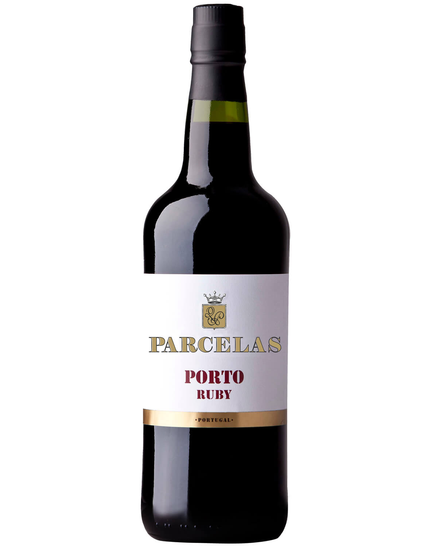 Vinho Do Porto Ruby Parcelas Tinto Doce Licoroso