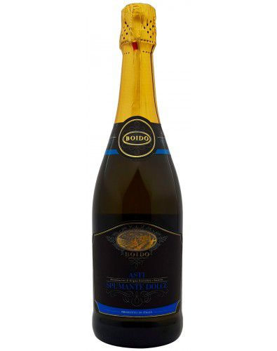 Vinho Espumante Branco Boido D.O.C.G. Asti Dolce