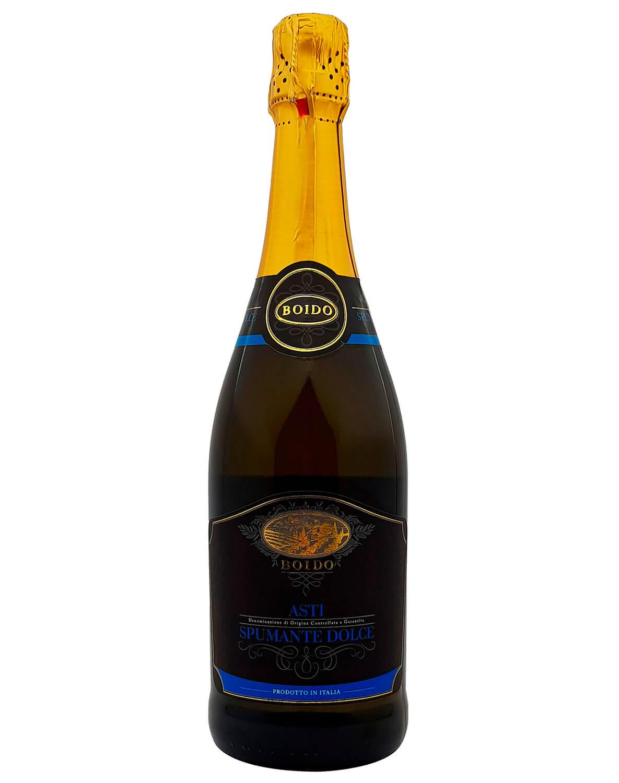 Vinho Espumante Branco Boido D.O.C.G. Asti Dolce 2018