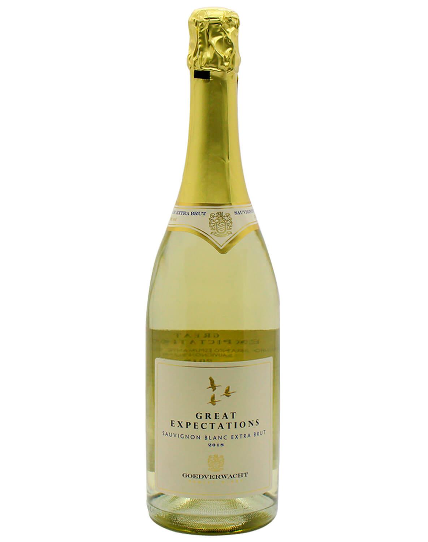 Vinho Espumante Branco Great Expectations Sauvignon Blanc Extra Brut 2018