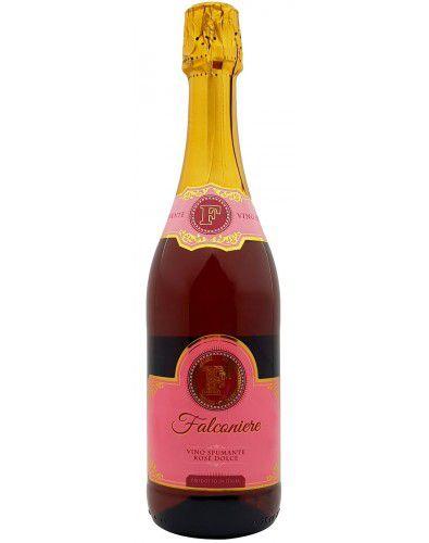 Vinho Espumante Rosé Falconiere Dolce