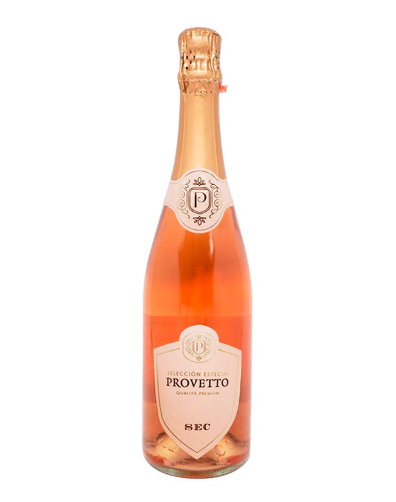 Vinho Espumante Rosé Provetto Tempranillo