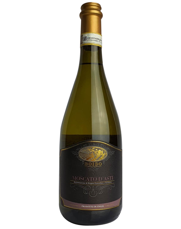 Vinho Frisante Branco Boido Dasti Moscato D.O.C.G. 2016