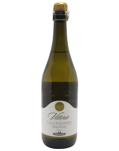 Vinho Frisante Branco Vittorio Colli Piacentini D.O.C. Malvasia Dolce