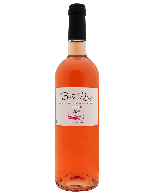 Vinho Rosé Belles-Rives I.G.P. Merlot 2016
