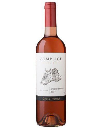 Vinho Rosé Cómplice Reserva Cabernet Franc