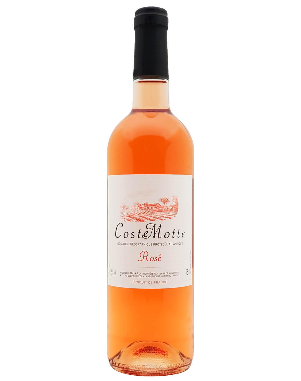 Vinho Rosé Coste Motte I.G.P. Merlot Rosé 2016