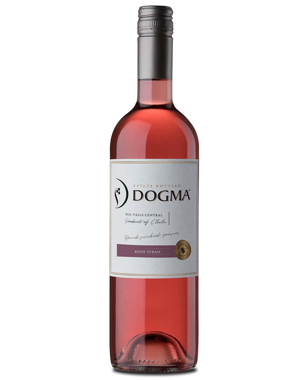 Vinho Rosé Dogma Rosé Syrah D.O. Vale Central 2019