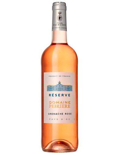 Vinho Rosé Domaine Peirière Réserve Grenache