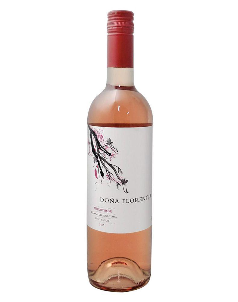 Vinho Rosé Doña Florencia Merlot Rosé D.O. Vale do Maule 2019