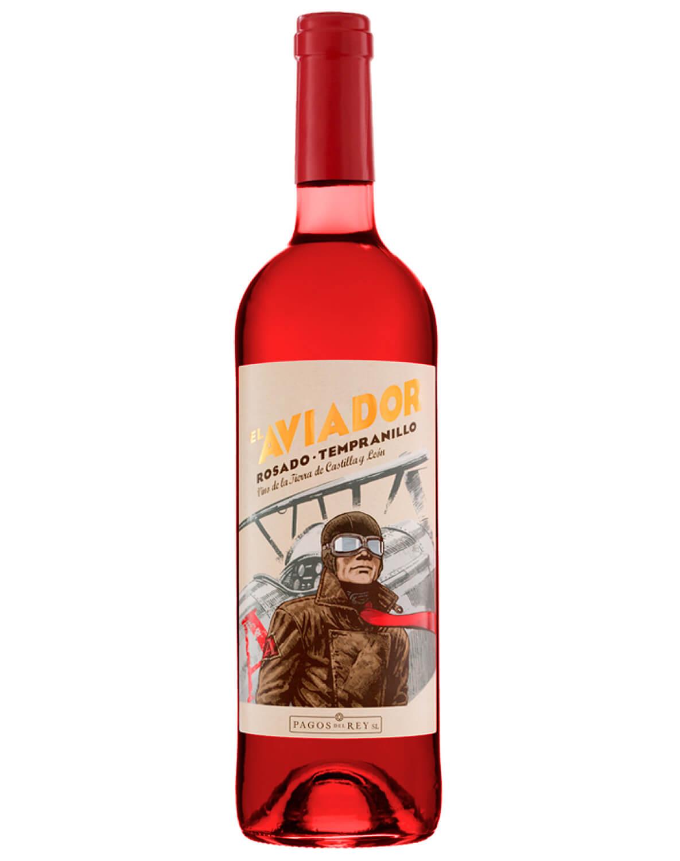 Vinho Rose El Aviador Tempranillo 2019